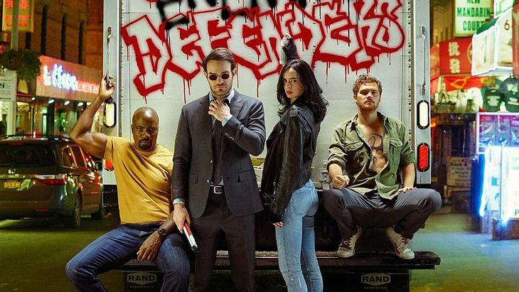 Marvel's The Defenders auf Netflix: Endlich gibt es einen ersten Teaser-Trailer