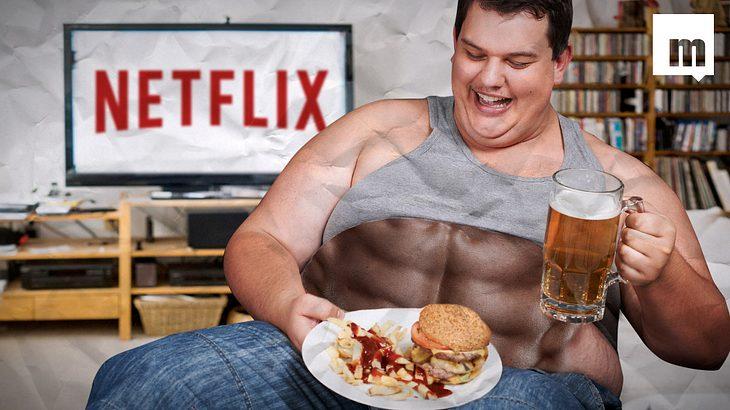 Mit diesem Bauch-Workout trainierst du dir beim Netflix-Schauen ein Sixpack an