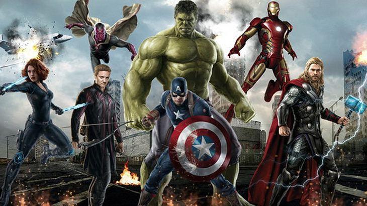 Neu bei Netflix im Januar: Avengers 2 kommt endlich