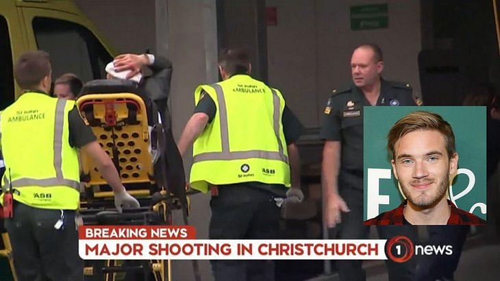 Terror in Neuseeland: Wieso erwähnte der Killer den YouTuber PewDiePie? (Collage)