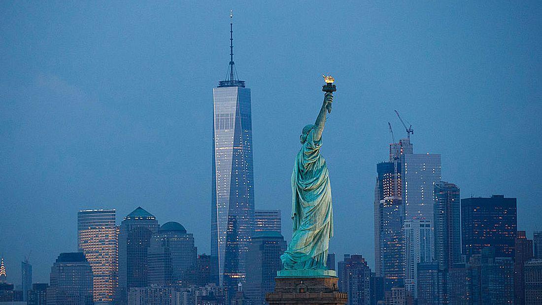 New York gilt als Hauptstadt der Welt.