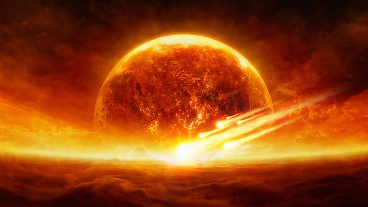 Das Ende der Welt: Nibiru