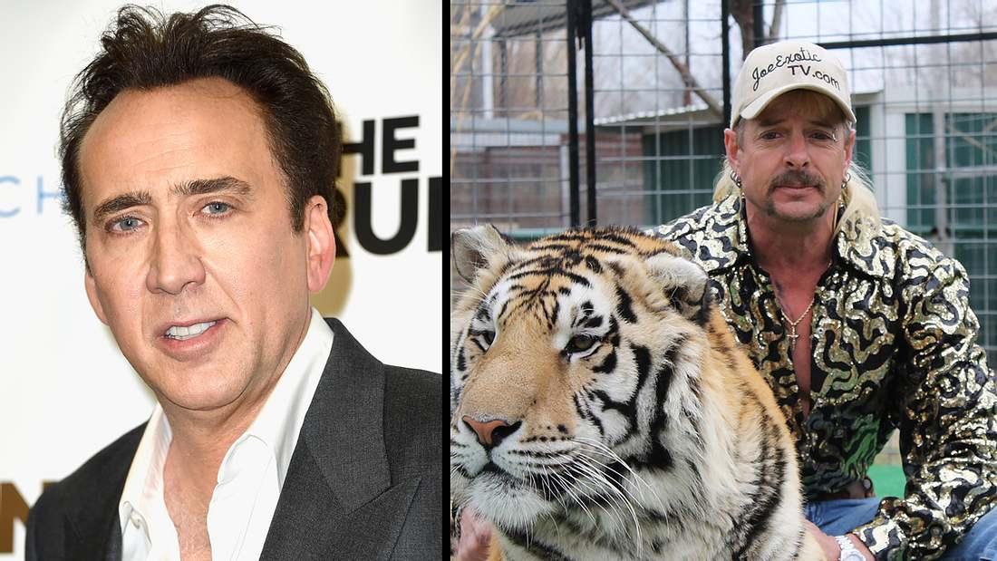 Nicolas Cage als Joe Exotic