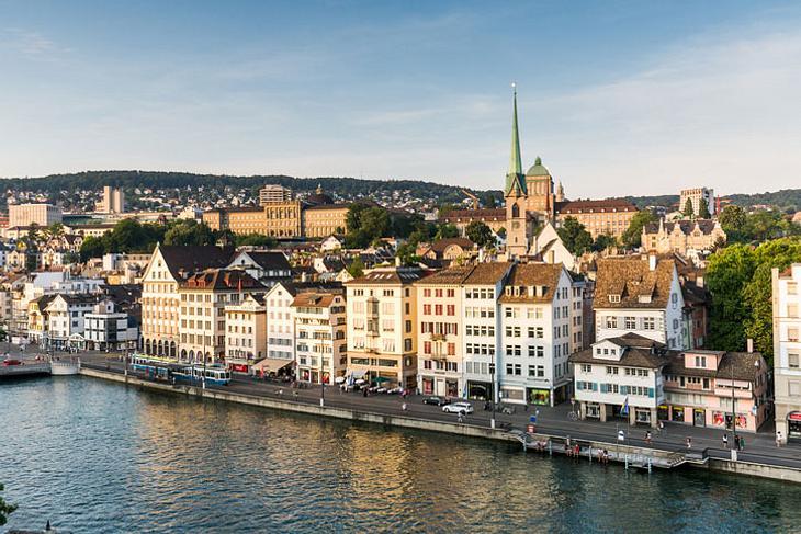 Niederdorf ist ein Stadtteil von Zürich.