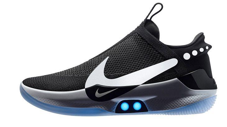 e68eb039480182 Nike bringt selbstschnürende Schuhe