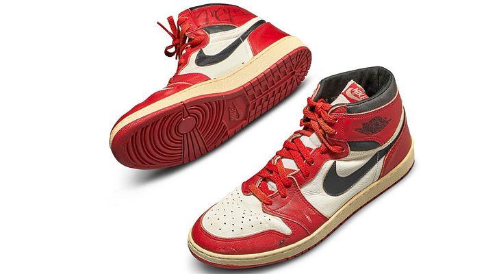Nike Air Jordan 1S - Foto: Sothebys