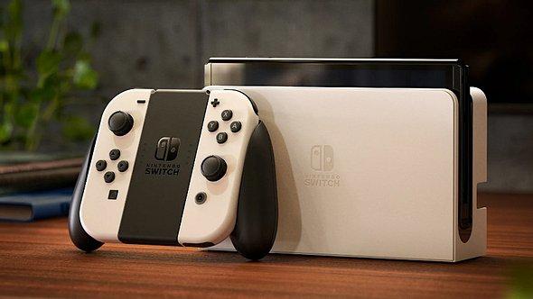 Nintendo Switch OLED-Modell - Foto: Nintendo