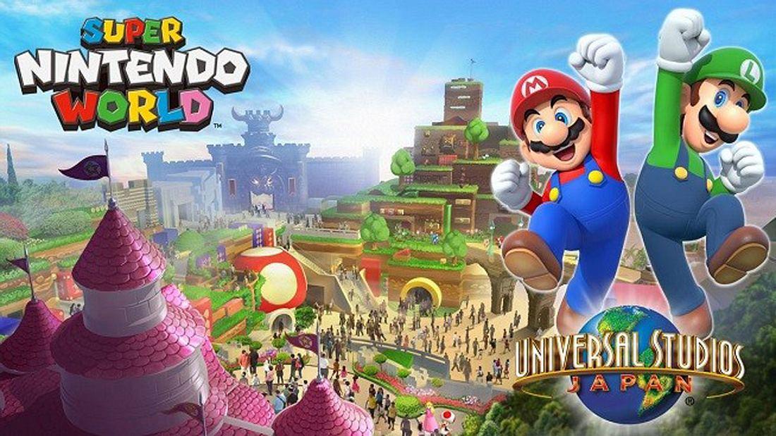 Super Nintendo World Park
