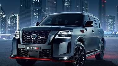 Nissan Patrol Nismo (2021) - Foto: Nissan