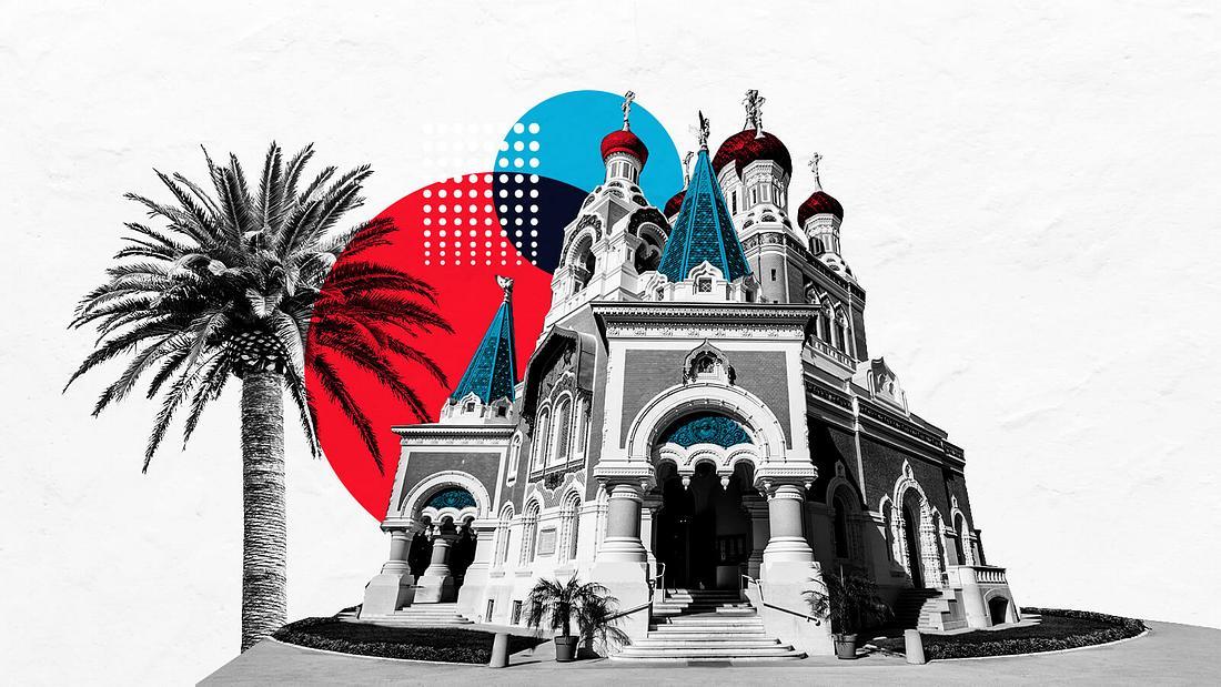 Willkommen in Nizza