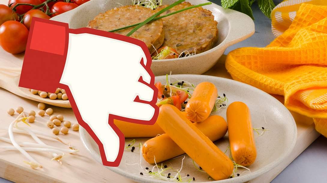 Deutsche wenden sich von Fleischersatzprodukten ab - Foto: iStock/Big_Ryan, Pat_Hastings