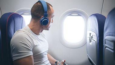 Noise-Cancelling-Kopfhörer für ungestörten Musikgenuss