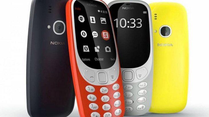 3310: Nokia bringt sein Kult-Handy 3310 zurück in den Handel