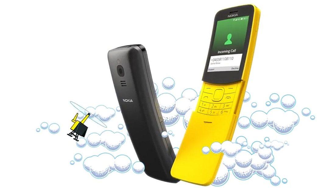 Nokia 8110: Preis und Infos zum Comeback des Kulthandys