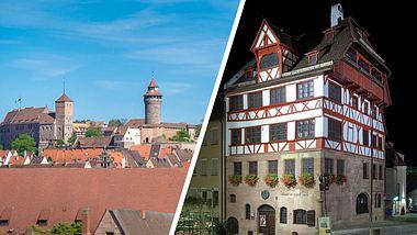 Nürnberger Sehenswürdigkeiten - Foto: iStock / Animaflora / klug-photo (Collage Männersache)