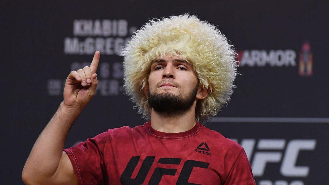 Khabib Nurmagomedov ist ungeschlagener UFC-Weltmeister.