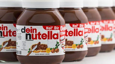 Größte Nutella-Fabrik der Welt steht still