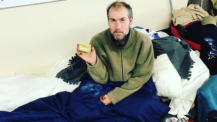 Krispy-Kebab schenkt Obdachlosen Döner-Flatrate