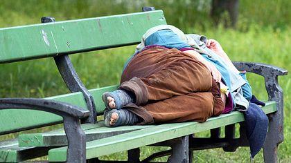 20 Euro pro Nacht: Ordnungsamt verteilt Knöllchen an Obdachlose