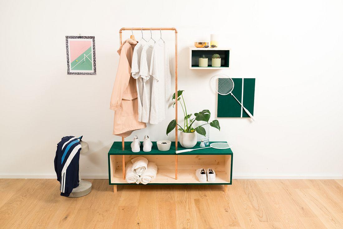 DIY für Wohnzimmer & Co.: Passende Möbelstücke selber ...