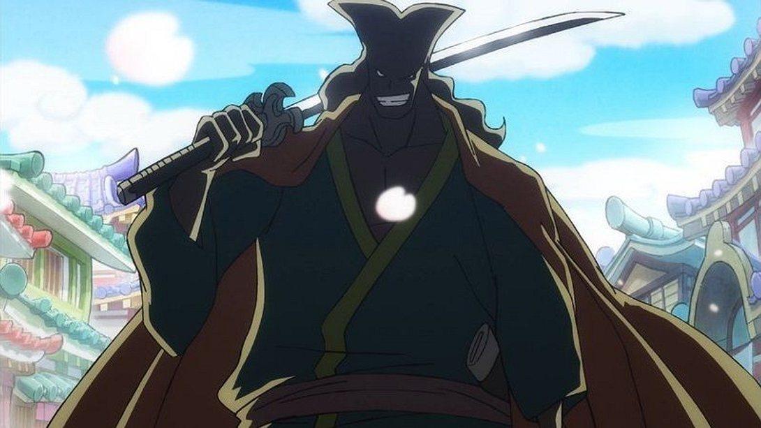 Oden Kozuki in One Piece - Foto: Toei Animation