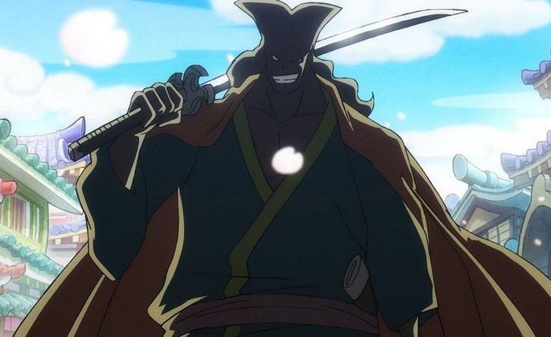 Oden Kozuki in One Piece