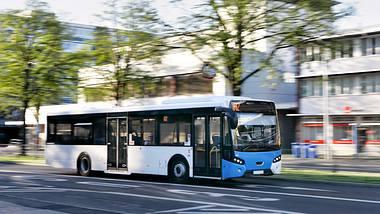 Die zehn deutschen Städte mit dem schnellsten ÖPNV