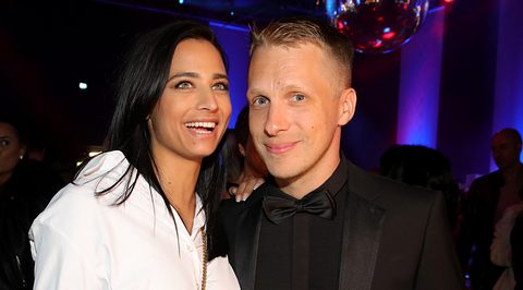 Oliver Pocher mit Waffe verletzt - jetzt äußert sich seine Frau Amira