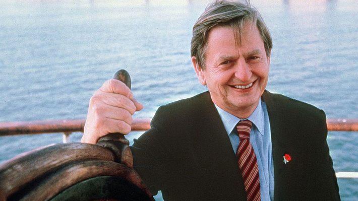 Olof Palme, 28. Februar 1986 - Foto: Getty Images