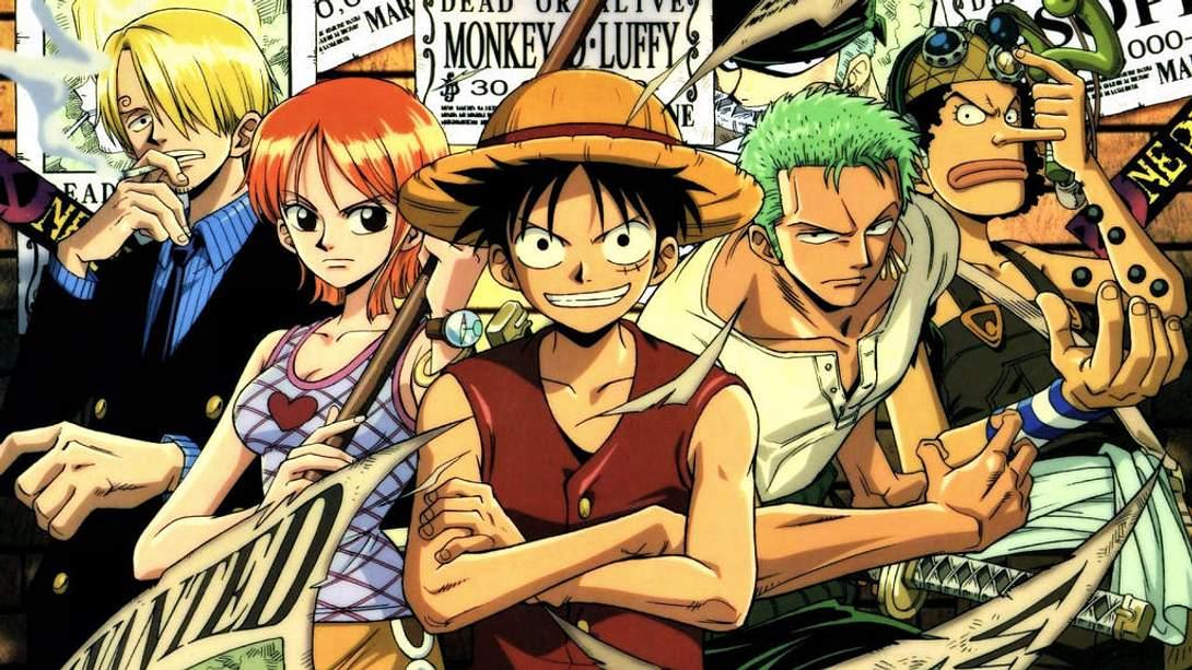 One Piece - Foto: Toei Animation