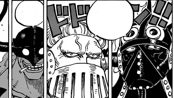 One Piece 980 - Foto: Shonen Jump / Eiichiro Oda