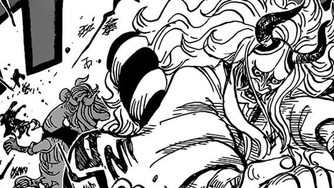 One Piece 984 - Foto: Shonen Jump / Eiichiro Oda