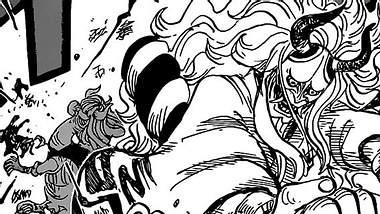 One Piece Kapitel-984-Spoiler: Wer ist Yamato?
