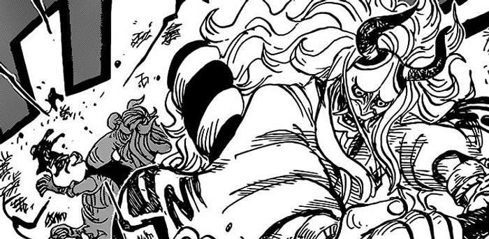 One Piece Kapitel 984 Spoiler Wer Ist Yamato Mannersache
