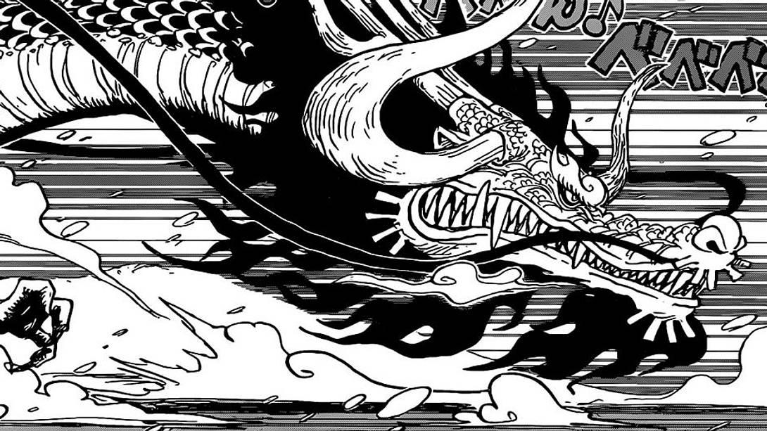 One Piece 993 - Foto: Shonen Jump / Eiichiro Oda