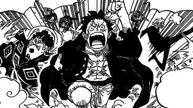 One Piece Kapitel-995-Spoiler: Fangt den Affen