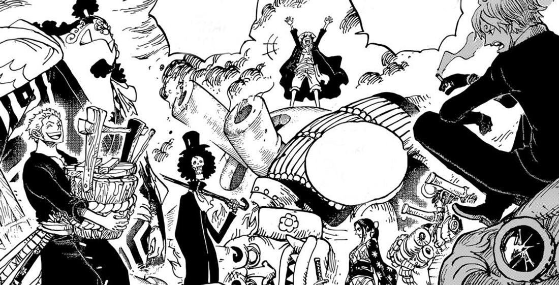 One Piece Kapitel 978