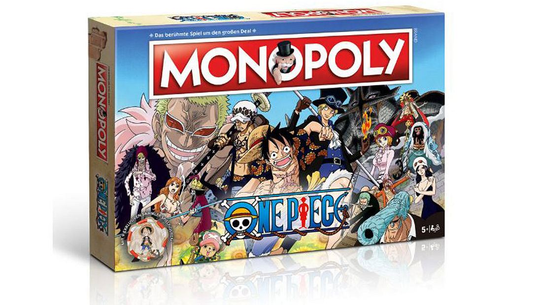 One Piece-Monopoly