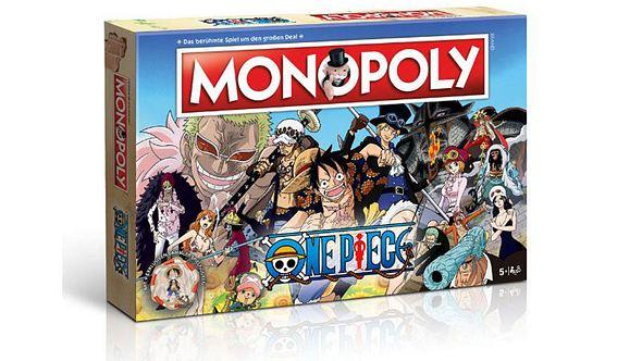 One Piece-Monopoly - Foto: Monopoly