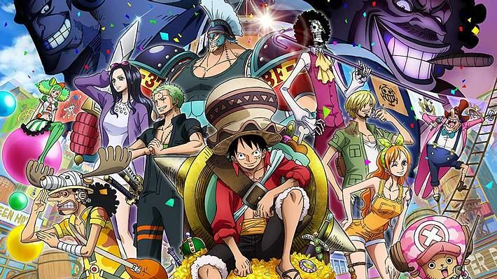 One Piece Stampede - Foto: Kazé