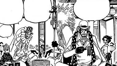 One Piece 1004 - Foto: Shonen Jump / Eiichiro Oda