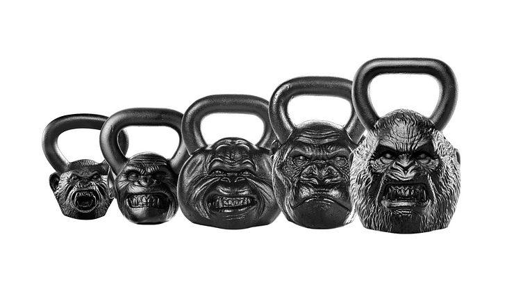 Kettlebells von Onnit im Primaten-Design
