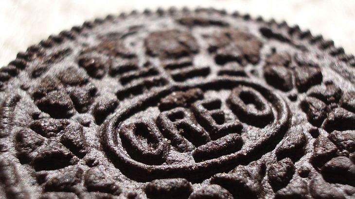 Oreo Keks geheime zeichen