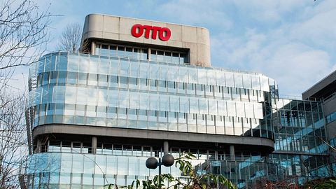 Die Unternhemneszentrale der Otto Group in Hamburg - Foto: Otto-Pressebild