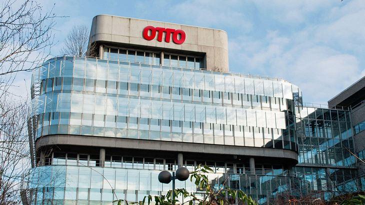 Die Unternhemneszentrale der Otto Group in Hamburg
