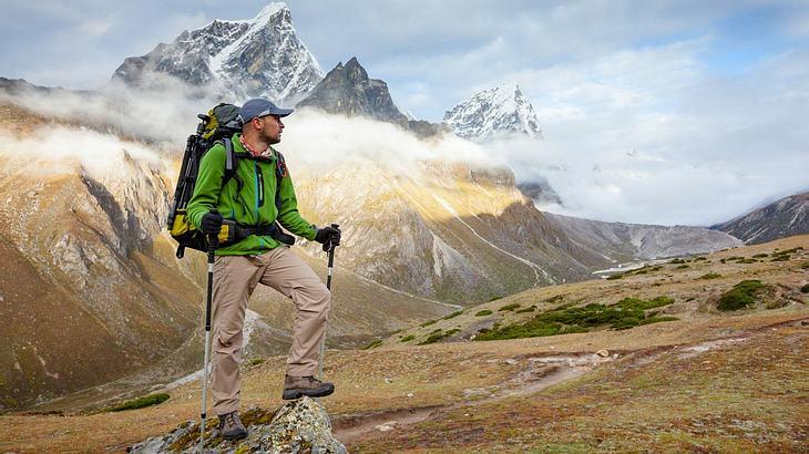 Klettergurt Tipps : Einbinden am klettergurt bergsteiger magazin