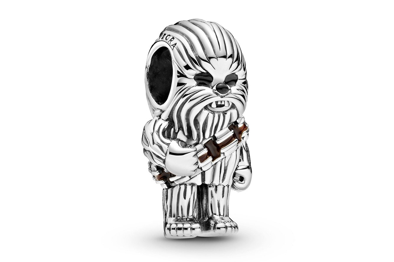 Star Wars-Charakter Chewbacca als Schmuckanhänger