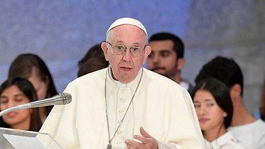 Papst Franziskus macht Teufel für Missbrauch in Kirche verantwortlich