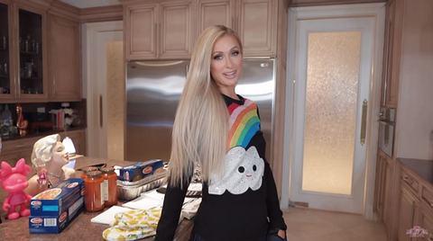 Paris Hilton Kochshow - Foto: YouTube / Paris Hilton