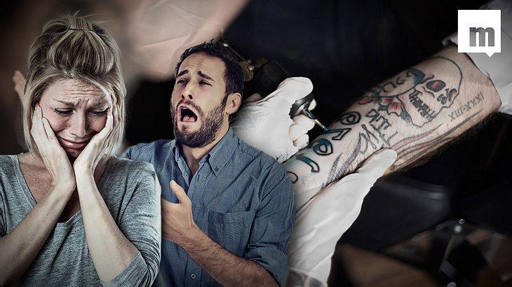 Männersache zeigt die schlimmsten Pärchen-Tattoos